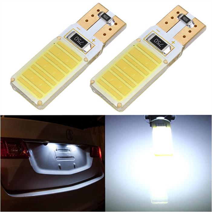 T10 194 168 501 W5W COB Canbus Error Free High Power Car Auto Light Source LED