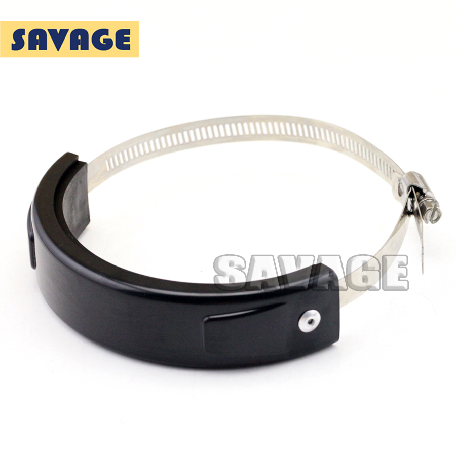 For HONDA CBR500R CB500F CB500X 13-15, CBR300R 14-15 Motorcycle Accessories Oval Exhaust Protector Can Cover<br><br>Aliexpress
