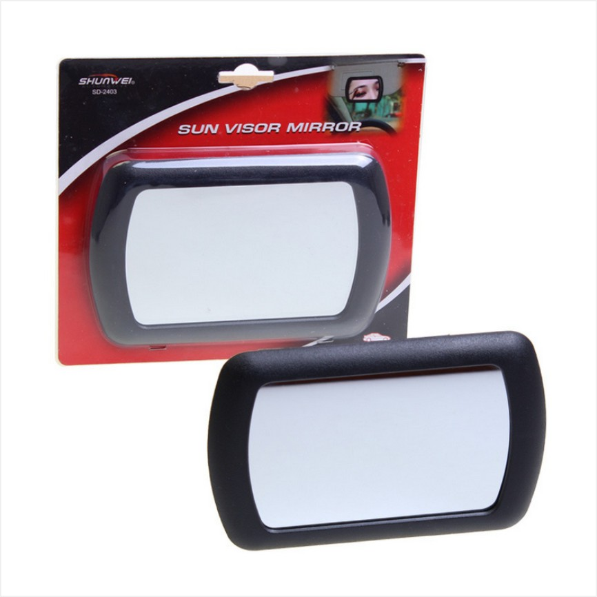 Aliexpress.com : Buy New! Large car makeup mirror car sun shading mirror car cosmetic mirror ...