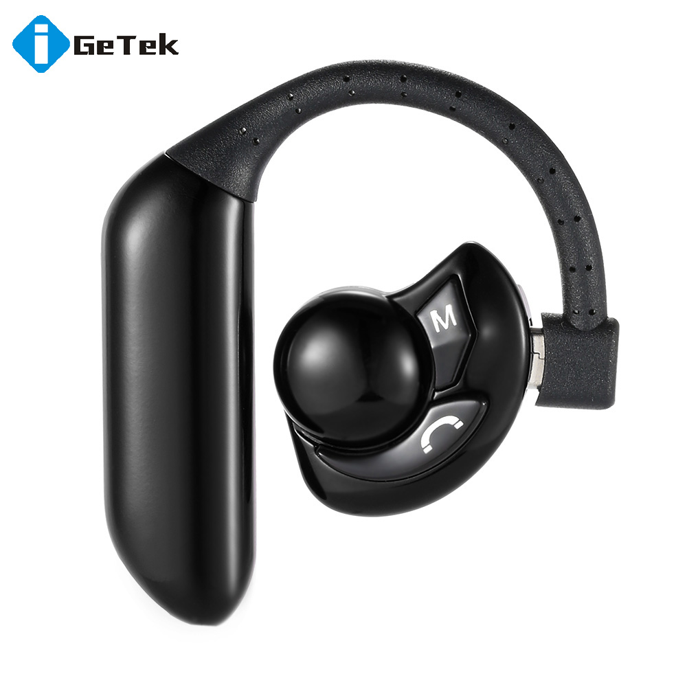 Wireless Bluetooth Headset Stereo Music Noise Cancelling V4.0 Bluetooth Headset Earphone Hands-free w/ Mic For iPhone LG Samsung(China (Mainland))