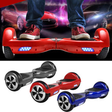 Electric Self Balance Scooter hoverboard 2 Wheel Smart Unicycle Standing Skateboard Hover Board drift free shipping