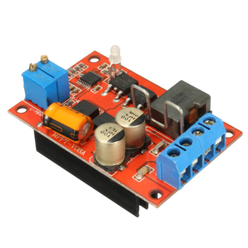 300KHz MPPT Solar Regulator Controller Panel Charger Charging Panel Replacement Part Electrical Equipment Adaptor(China (Mainland))