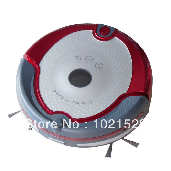 MINI Robot Vacuum Cleaner , Cleanmate Vacuum Cleaning Robot A360 Newest Promotional Cleaning Home Machine(China (Mainland))