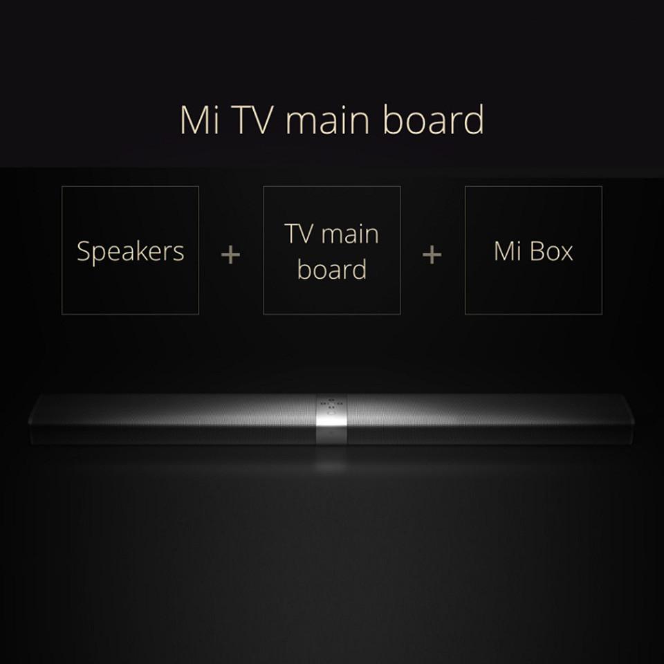 100%Original Xiaomi TV Host Smart Mstar 6A928 Quad Core 1.4GHz Mali760 MP4 4+4 Core 2G DDR3 8G eMMC5.0 Wifi 2.4&5GHz /DHL/EMS