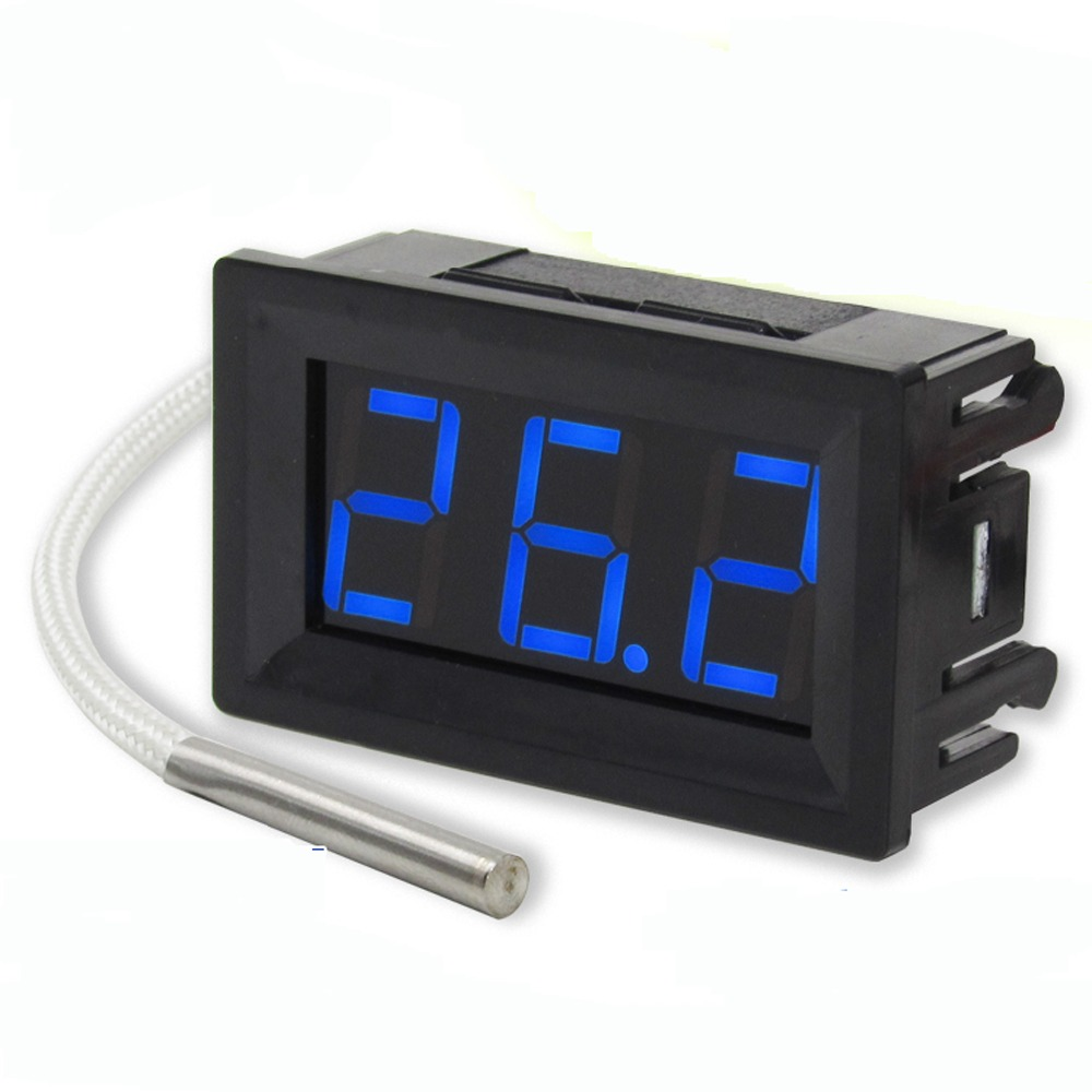 XH - B310 display high temperature thermometer/K type thermocouple industrial digital temperature measuring table lzx(China (Mainland))