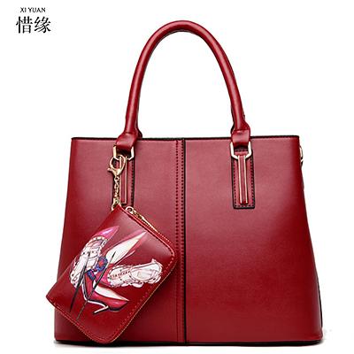 Red Designer Bags | BagsXpress