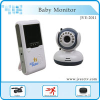 """2.4""""TFT Wireless Digital Baby Monitor IR Video Talk one Camera Night Vision video/audio Baby Monitor for home  Free shipping"""