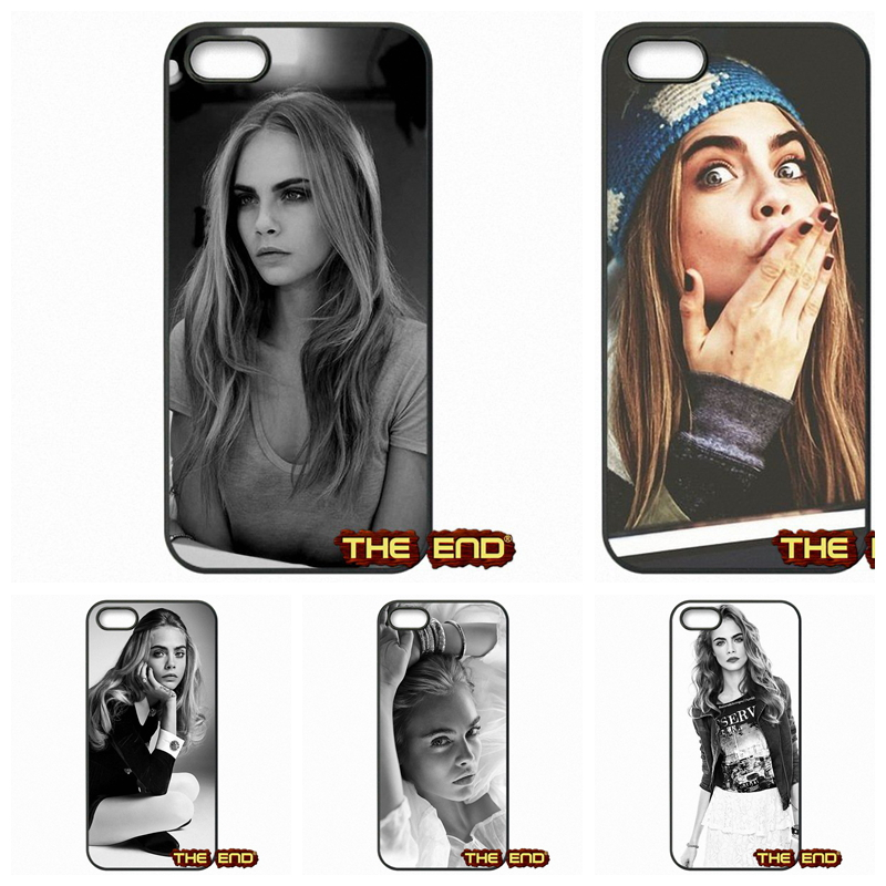 For Apple iPhone 4 4S 5 5C SE 6 6S Plus 4.7 5.5 iPod Touch 4 5 6 cara delevingne pop art Pattern Hard Phone Case Cover(China (Mainland))