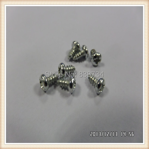 m1.7*4 carbon steel nickel plated phillips pan head self tapping screw<br><br>Aliexpress