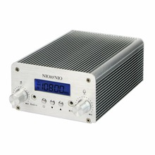 Best Price 5W / 15W PLL FM Transmitter Mini Radio Stereo Station Bluetooth Wireless Broadcast Only Host Y4351D