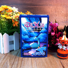 """""""Dixit"""" Extension du Jeu de Société Édition 110 PCS Cartes Jeu Drôle Jeu Éducatif Pour Enfants Avec Livraison Gratuite(China (Mainland))"""
