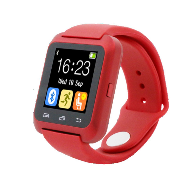 Bluetooth Smartwatch smart watch U80 U Watch for iPhone Samsung S6 / Note 4 3 2 HTC LG Sony Android phone(China (Mainland))