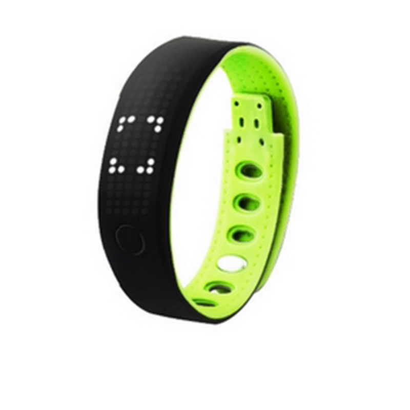 New Fashion Smart Wristbands for Passometer & Message Reminder & Dial Call  Sport Smart Watch bracelet For Android iPhone B17