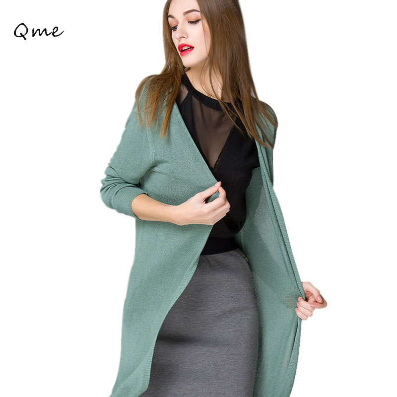 Knitted cardigan women sweater long sweaters pull femme jumper sueter plus size clothing WN088Одежда и ак�е��уары<br><br><br>Aliexpress