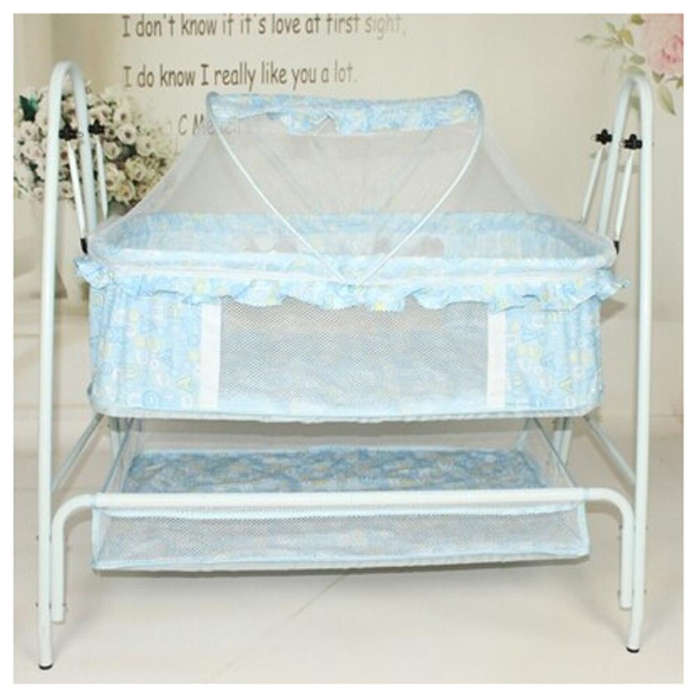 online kaufen gro handel baby swing bed metal aus china baby swing bed metal gro h ndler. Black Bedroom Furniture Sets. Home Design Ideas