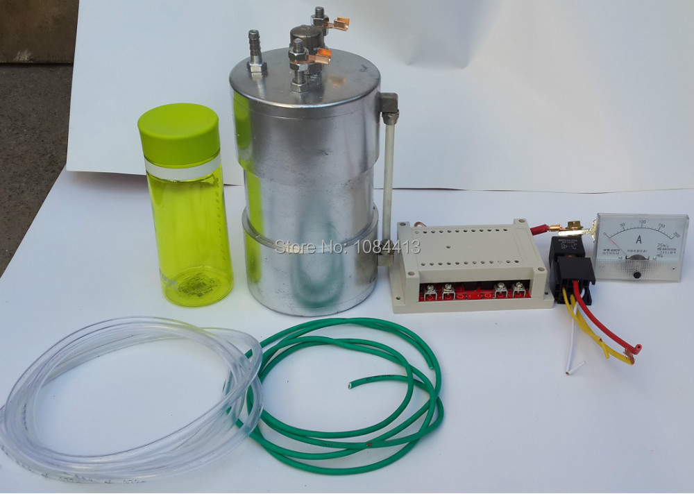 PWM HHO fuel cell kit, hydrogen generator for car, truck & electricity ...