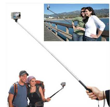 Camera handheld Monopod for Camera Camcorders  Free Shipping 1pcs