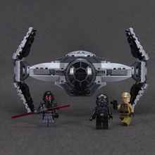 Star Wars Minifigures Fighter DIY compatible LEGO model free shipping