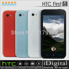 "Original HTC First Mobile Phone 16GB Dual-Core 4.3""SLCD 2 Screen 1GB RAM 5MP 1080P 3G GPS WIFI Factory Unlocked Refurbished(China (Mainland))"