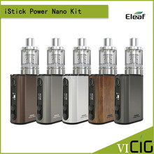 Buy 100% Original iSmoka Eleaf iStick Power Nano Kit 2ml MELO 3 Nano Tank 1100mah Battery Box Mod EC ECML Head for $26.48 in AliExpress store