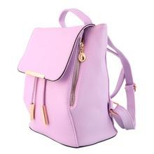 Lovely PinK Girl Fashion Women Travel Satchel Shoulder Drawstring Backpack School Bag Worldwide sale(China (Mainland))