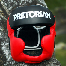 2 COLORS NEW PRETORIAN BOXING HELMET MMA MUAY THAI TWINS KICK HEAD PROTECTION SPARRING HEADGEAR(China (Mainland))