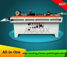MY-10 woodworking machine edge banding edge trimmer edge cutting and polishing machine(China (Mainland))