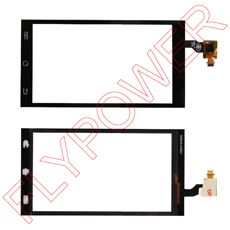 HQ For Jiayu G3 Touch Screen Digitizer panel glass lens Black by free shipping