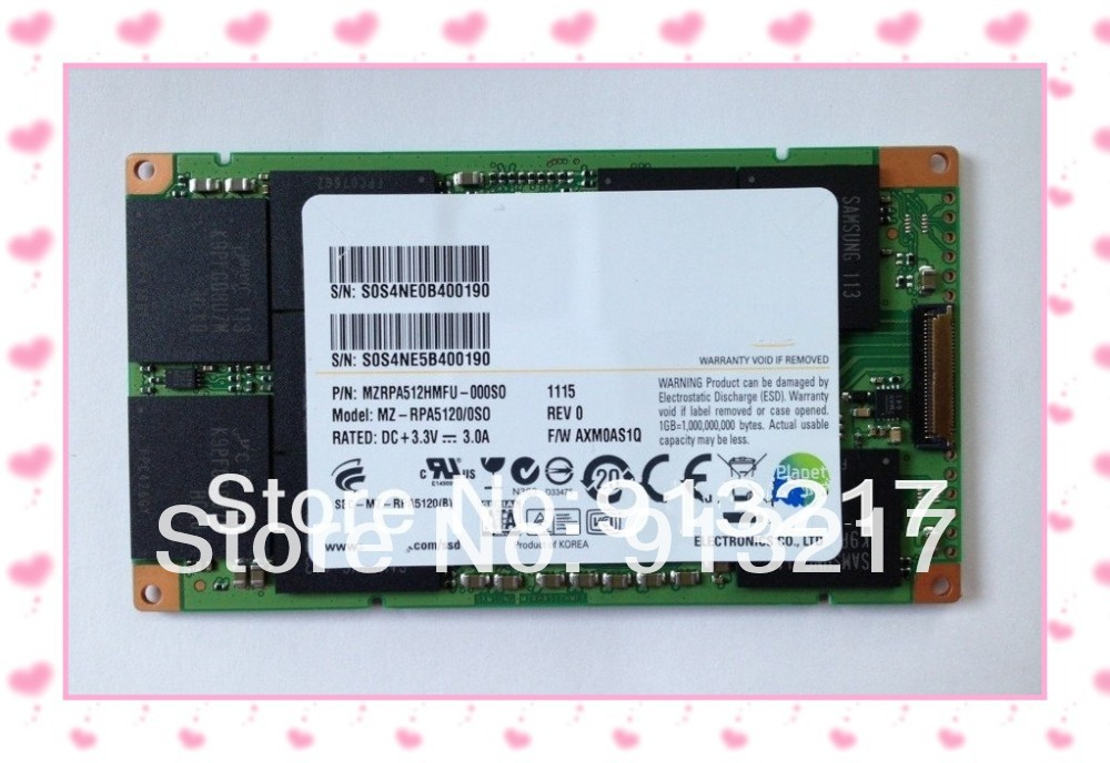 MZRPA512HMFU-000S0 MZRPA512HMFU-000SO MZRPA512HMFU MZ-RPA5120-0SO SSD 512GB solid state disk for VPCZ2 SVZ13 Z219 Free Shipping(China (Mainland))