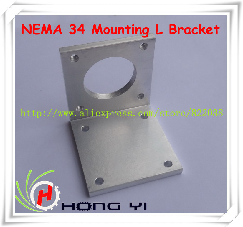 buy free shipping 1pcs nema 34 mounting l