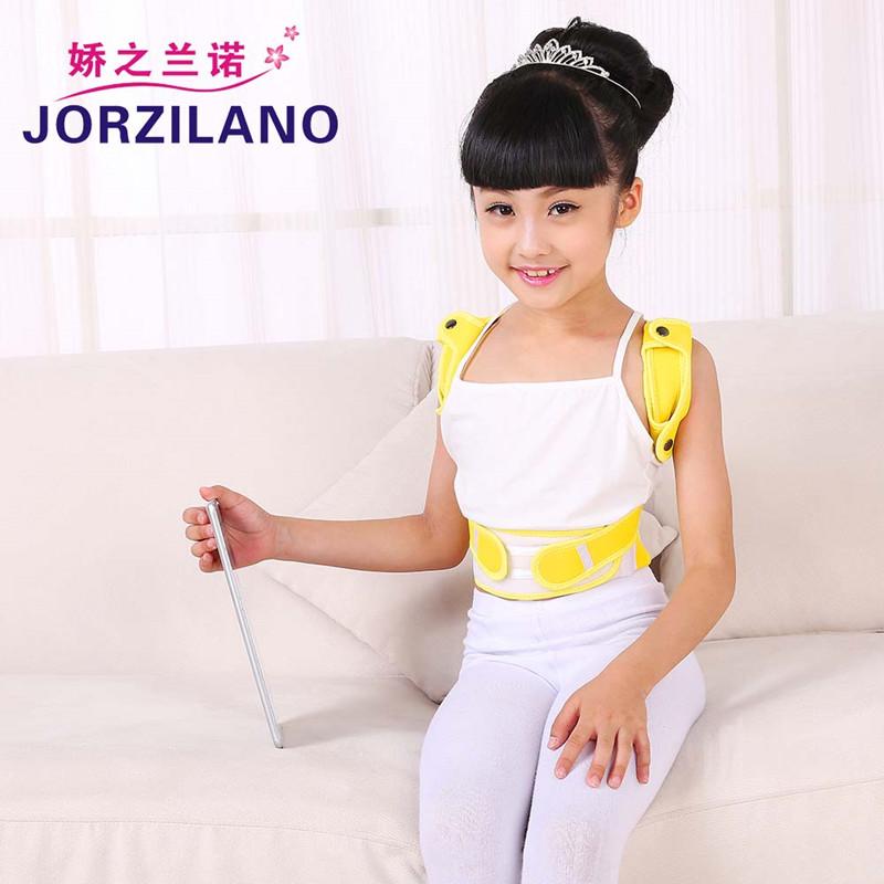 Child Humpbacks Braces Belt Posture Corrector Slouch Correction Orthosis Back Support Back Posture Correcting Belt For Children(China (Mainland))