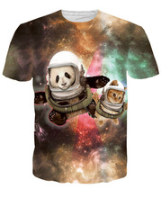 Hot Beloved Astronaut Pals Premium All Over 3D Print T-shirt Cotton  Clothing Unisex Summer Tee Shirts Teen Loose Homme Tops