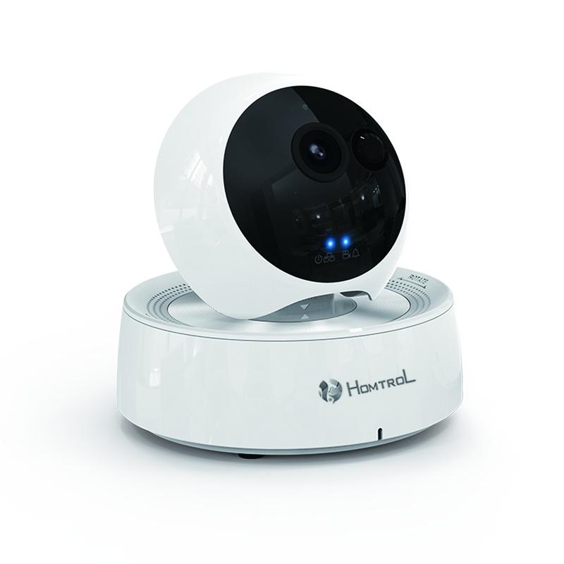 Babysitter Ip Camera Video Baby Monitor Security Cam Smart Cctv 2-Way Intercom Baby Cam Wifi Temperature Display Night Vision