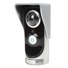 Dernières Wifi à distance vidéo interphone intelligent sonnette Viewer avec téléphone intelligent Control Night Vision Home Security Camera(China (Mainland))