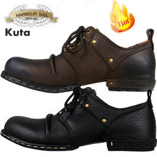 2015 Men's Limited Edition Genuine Leather Shoes, Casual Shoes Men, Mens - Kuta Co., Ltd. store