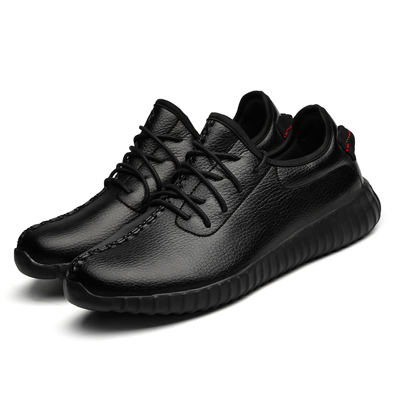 Plus Size 37-47 Hot Man Casual Shoes Women Black Red Leather Men Trainers Luxury Brand Outdoors Runner Shoes Cool Runaway(China (Mainland))