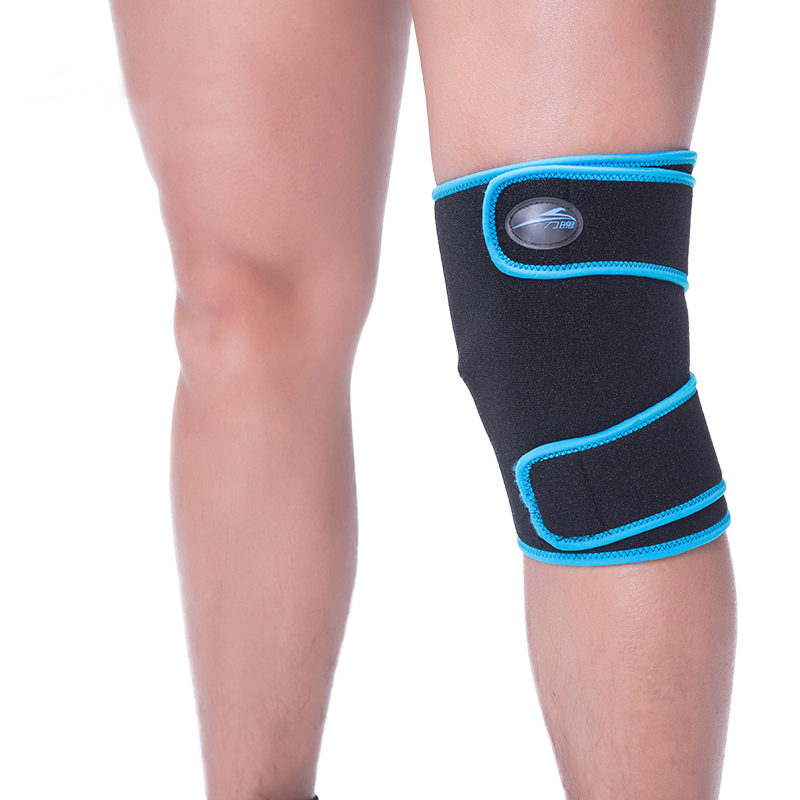 Kneepad Knee Support Brace Protector Sleeve Tourmaline Self-heating Magnetic Therapy Knee Pads Patella Guard Posture Corrector(China (Mainland))