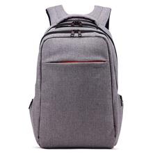 Tigernu 15 Inch Laptop Computer Notebook Backpack Men Brand Men's Backpacks Designer Grey Travel Business Backpack High Quality(China (Mainland))