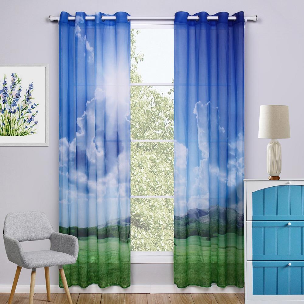 Achetez en gros bleu couleur rideaux en ligne à des grossistes ...