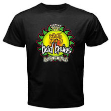 Buy Fashion Style Gildan Short Sleeve Short Bad Brains God Love Punk Rock Band Size S 3Xl Crew Neck Mens T Shirts for $13.99 in AliExpress store