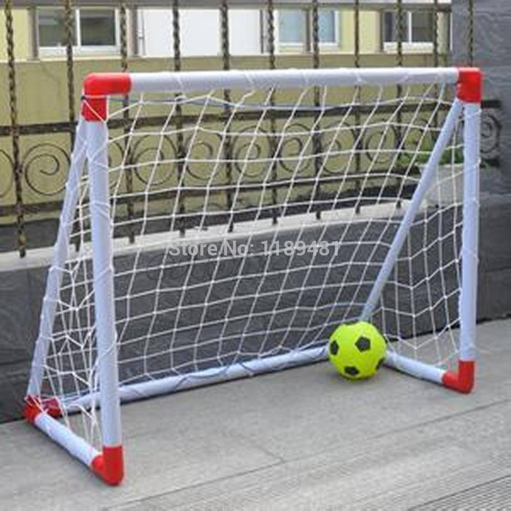 Футбольные ворота в детском саду своими руками