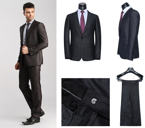 Cheap Shiny Suits Suits Shiny Black Slim Fit