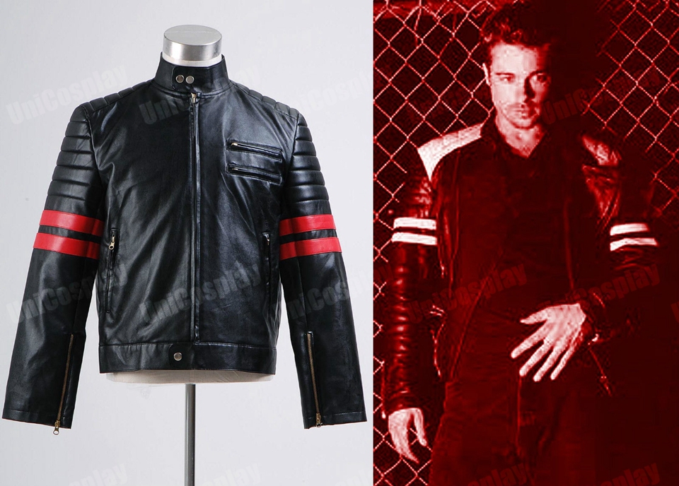 Fight club leather jackets