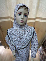 Одежда народов Индии и Пакистана The muslim world kc002 higabs age6/age15