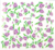 Butterfly and Flowers Nail Art Wraps C19-C35 Choose Your Designs Retail Free Shipping