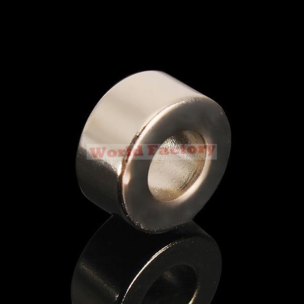 3 шт/много _ сословия n35 10x5x5mm сильный кольцевой Магнит потайной Магнит Неодимия редкой Земли магнита