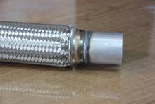 45 X 203 X 303 мм выпускной гибкой ниже с внутренним-внешняя кос