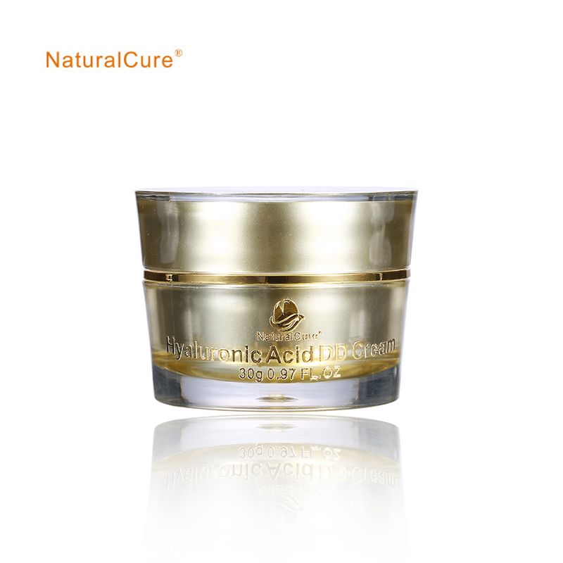 NaturalCure hyaluronic acid DD cream, whiten, moisturize, shrink pores, conseal impurities, brighten and smooth skin(China (Mainland))