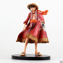 Buy Japan One Piece Monkey D Luffy 15th Edition VO1.3 PVC kid christmas gifts doll Action Figure Collection Model Toy T5582 for $13.79 in AliExpress store