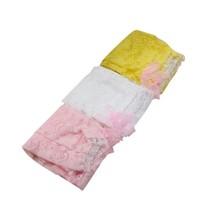 Fashion Fashion Baby Kids Girls Solid Lace Long Socks Knee 2 7Y